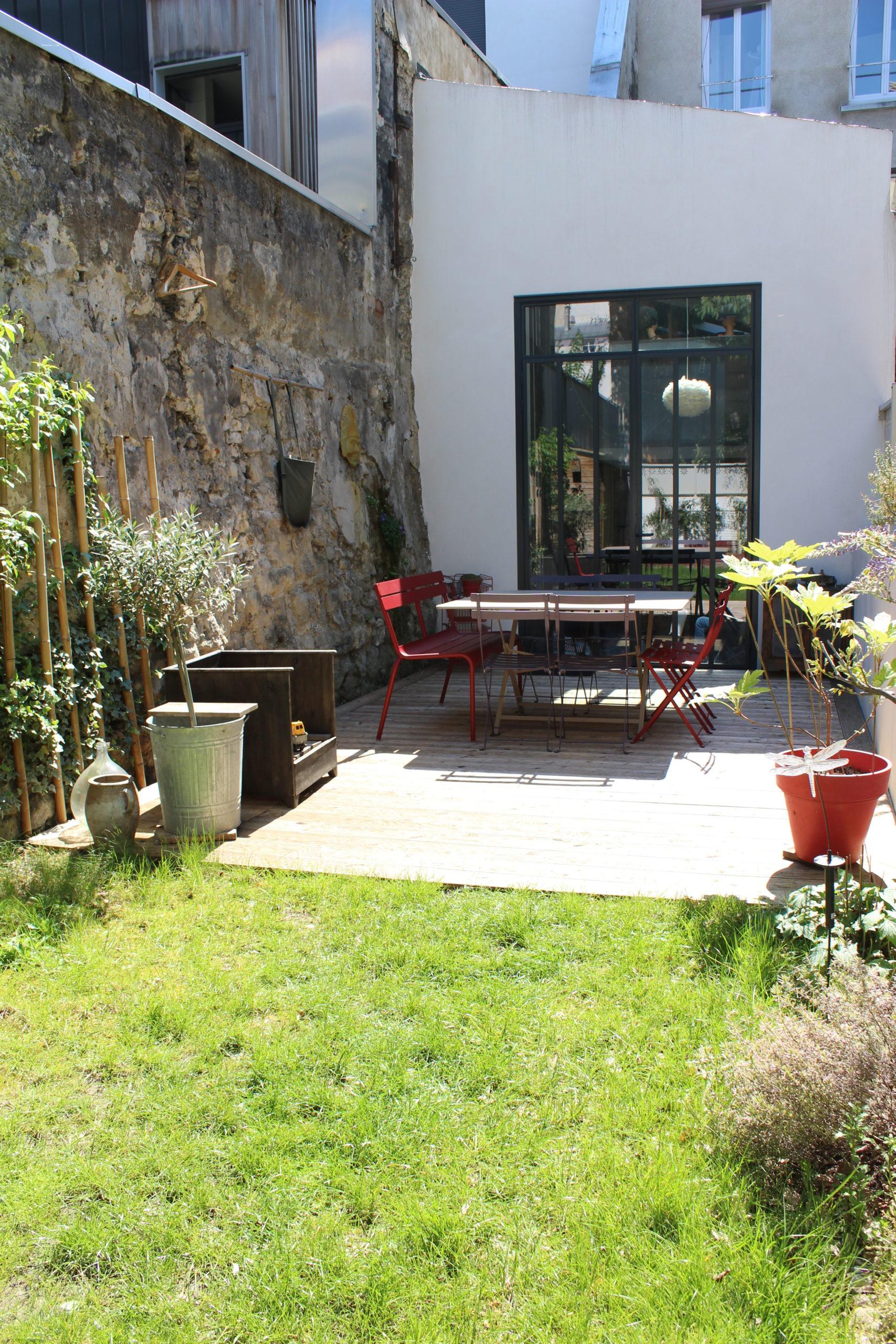 Projet Faubourg- Paris 10eme