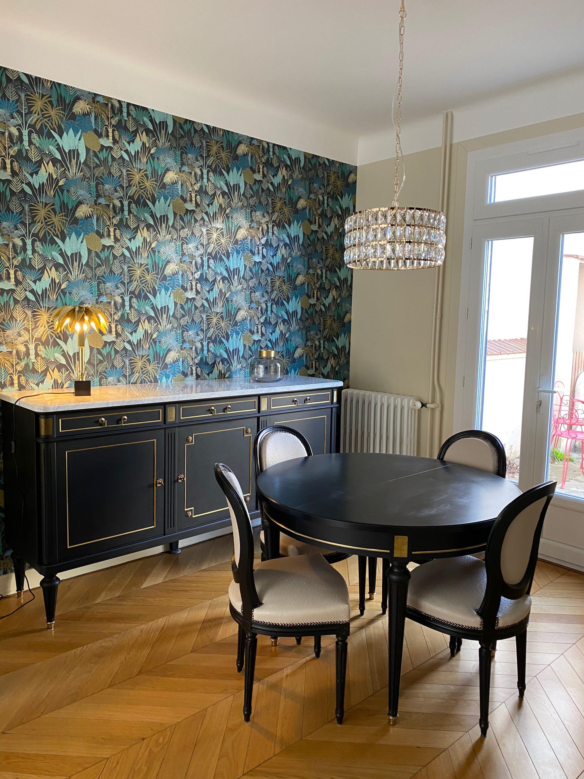 Rénovation d'une maison années 30 à Vichy ( 03200)