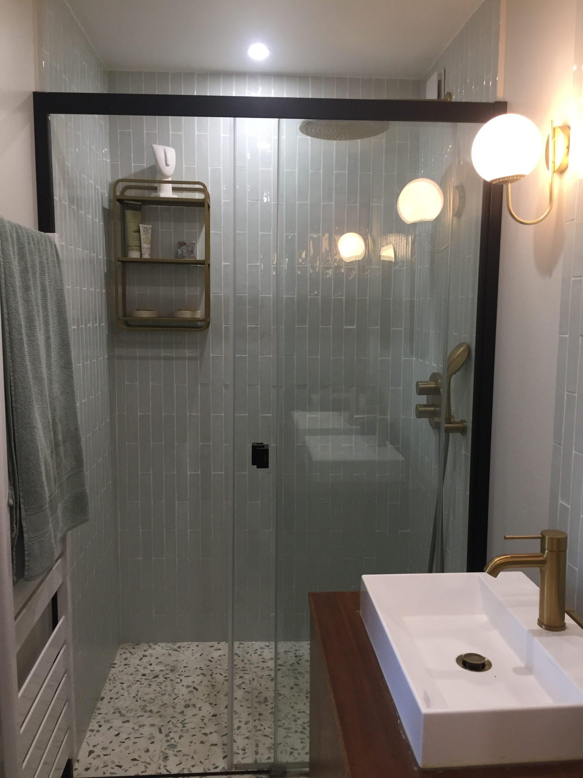 Création d'une salle de bain parentale Saint maur des Fossés- 2020